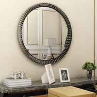 HRP Furniture Stainless Steel Bathroom Mirror