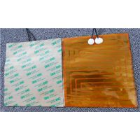 PI&KAPTON heater for heating using