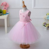 whosale hot selling flower girl dress thumbnail image