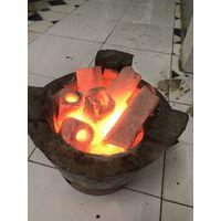 Sawdust Charcoal for BBQ & Shisha