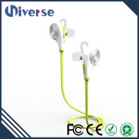 Active noise cancelling 4.1 sport bluetooth headphone with sweatproof thumbnail image