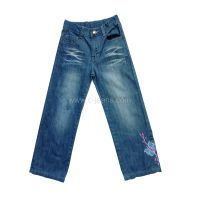 Girl's Casual Jeans for All Season. Kids Denim Pants Fashion Jeans
