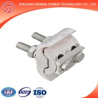 Aluminium Parallel Groove Clamp for Electric Power Hardware