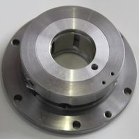 Tilting Pad Thrust Bearing made of Babbitt