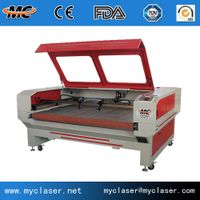 Auto feeding fabric laser cutting machine MC 1610