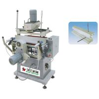 Double-axis copy routing milling machine
