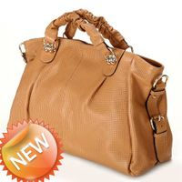 QW8036Fashion Cowskin leather Handbags