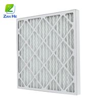 coarse efficiency cardboard Disposable Air Filters for furnace
