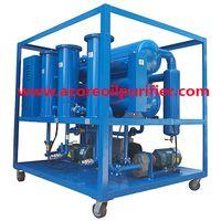 Mobile Vacuum Transformer Oil Purification Equipment