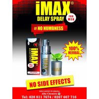 IMAX DELAY SPRAY FOR MEN