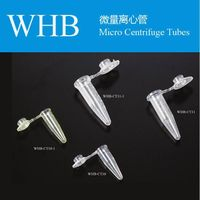 Colorful Cap Plastic Micro Centrifuge Tubes thumbnail image