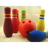 Kids' fun bowling thumbnail image