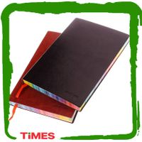Soft Cover PU Leather Notebook Leather Journal A5 Diary
