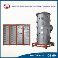 Multi Color Stainless Steel Pipe Coating Machine thumbnail image