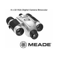 Meade 0.3M digital camera binocular