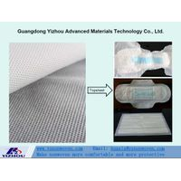 hydrophilic pp spunbond nonwoven fabric for topshett of sanitary napkins