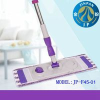 Flat Mop Easy Cleaning Mop Microfiber Mop