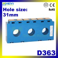 HEYI three phase current transformers D363 331mm 600A transformer manufacturer