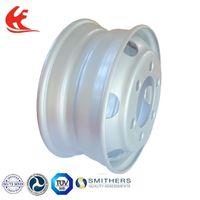 Truck Wheels Disc 17.5x6.75 Used for Truck China Wheel Rim thumbnail image
