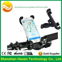2016 New Hot selling Bike Bicycle Handlebar Mobile Phone Mount Holder GPS Bike Mount