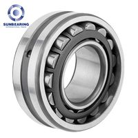 23264 Spherical Roller Bearing 320580208mm Chrome Steel SUNBEARING