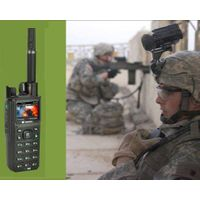 DMR/P25/Analog all in one low band Radio