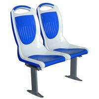 plastic blow modling bus seat