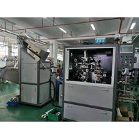 Auto 1 Color Servo UV Tube Printer Pen Silk Screen Machinery in Stocking