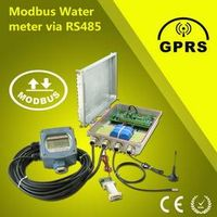 2017 Water Pulse Counter GPRS Data Logger