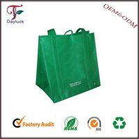 Cheap nylon foldable shopping bag market trolley