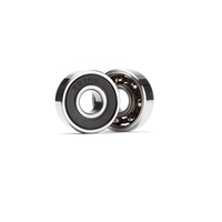 607-RS 607-2RS front RC engine bearing 7x19x6mm with steel balls