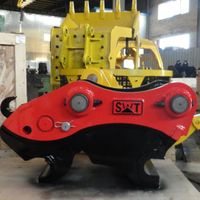 Box/Silence Type Top Type Side Type Hydraulic Breaker Rock Hammer for Excavator Backhoe Loader thumbnail image