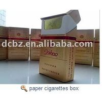 paperboard laminated with aluminum foil for labeling