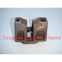 Scaffolding Fittings - Ringlock Ledger Head / Brace Head