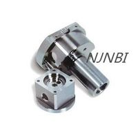 4 axis CNC machining Part