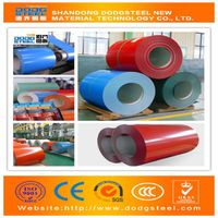 prepainted steel sheet | coil (PPGI) galvanized sheet in coils