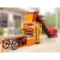 QT4-26 cement block making machine / small block production line