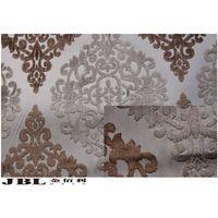 jacquard cut velvet sofa fabric NB130607D-5
