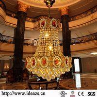 C9131 modern chandelier, crystal chandelier modern light, hanging led panel lightings thumbnail image
