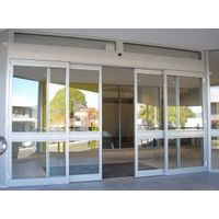 Automatic Glass Sliding Door (DS200)