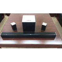 5.1ch Surround Bluetooth Sound Bars System for Panel TV with Subwoofer and Coaxial Input and DTS