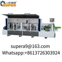 Woodworking Machinery Fully PVC Auto Edge Banding Machine ABS MDF Cabinet Wood Door Edge Bander F465 thumbnail image