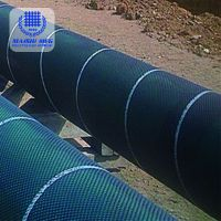 Extruded Plastic Mesh For Pipeline Protection thumbnail image
