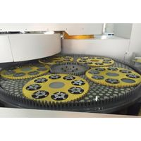 Motor parts surface grinding machine