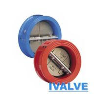 wafer check valve dual disc