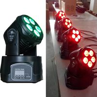 6 in 1 RGBAW UV LED Moving Heads,5X15W moving head wash,club light for sale