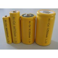 NI-CD Battery AA 1.2V Rechargeable Battery