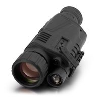 Hand-held digital night vision with photo video recording for day & night use visual distance 200m