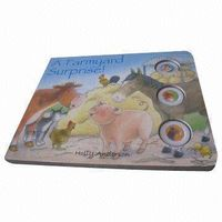 Children's Learning Animal Sound Board Book thumbnail image