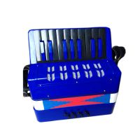 Junior student's cheap musical button accordion for sale thumbnail image